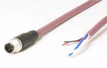 Câble électrique d'alimentation / XLR / IP67