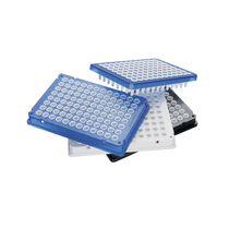 Microplaque à 96 puits / à 384 puits / pour PCR