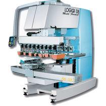 Machine de tampographie à encrier fermé