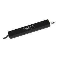 Capteur magnétique reed / SMD