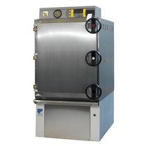 Autoclave de laboratoire / grande capacité / à chargement frontal