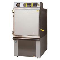 Autoclave de laboratoire / à chargement frontal / horizontal