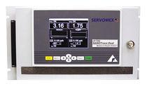 Analyseur d'oxygène / d'hydrogène / de trace / d'humidité