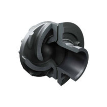 Pompe à boue / centrifuge / montage horizontal / de transport