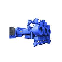 Pompe pour eaux usées / pour produits chimiques / à boue / électrique