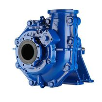 Pompe à boue / centrifuge / montage horizontal / de process