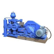 Pompe pour produits chimiques / à boue / électrique / à piston