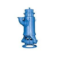 Pompe à boue / électrique / immergée / centrifuge à volute
