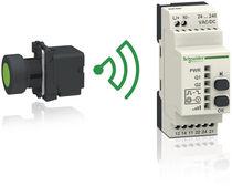 Bouton poussoir unipolaire / électromécanique / standard