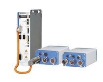 Servo amplificateur AC / multiaxe / servo-commandé / décentralisé