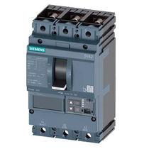 Disjoncteur tétrapolaire / tripolaire / basse tension / à boîtier moulé