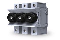 Porte-fusible à montage sur rail DIN / modulaire