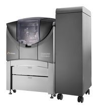 Imprimante 3D de matières plastiques / triple injection / multicolore / pour bureau