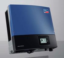 Onduleur DC/AC solaire / à sinus modifié / à injection réseau / triphasé