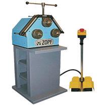 Machine de cintrage électrique / de tubes / de profilés / à 3 galets moteurs