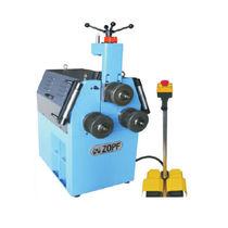 Machine de cintrage hydraulique / électrique / de tubes / de profilés
