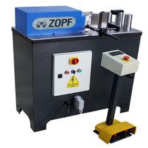 Presse hydraulique / pour pliage / horizontale / numérique