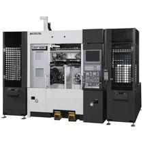 Tour CNC / 2 axes / à chargement/déchargement automatisé / compact