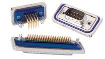 Connecteur de données / D-Sub / en laiton / IP67