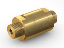 Filtre à gaz / pour applications haute pression / sous pression