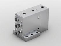 Raccord droit / hydraulique / multiconnexion