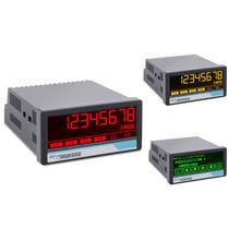 Indicateur de position / de tension / LCD / à 7 segments