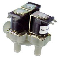 Électrovanne 2/2 voies / NF / NO / pour eau potable