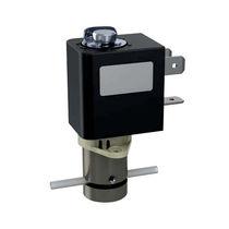 Électrovanne à commande directe / 2/2 voies / eau / en aluminium anodisé