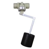 Vanne à flotteur / servo-commandée / de contrôle de niveau / pour eau potable