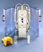 Remplisseuse multi contenant / automatique / volumétrique / pour liquide