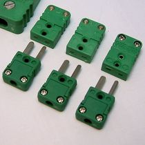 Connecteur électrique / pour thermocouple