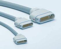 Connecteur de données / coaxial / rectangulaire / push-pull