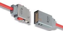 Connecteur de carte électronique / USB / rectangulaire / à sertir