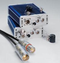 Convertisseur audio / média / de vidéo / fibre optique