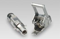 Connecteur de données / coaxial / push-pull / multipolaire