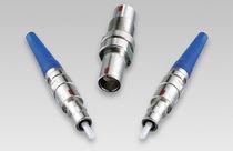 Connecteur RF / fibre optique / USB / circulaire