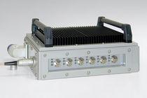Convertisseur média / fibre optique / multivoie