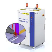 Système laser à onde continue / à fibre / VIS / compact