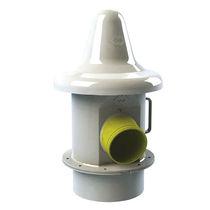 Soupape de décharge à membrane / de silo
