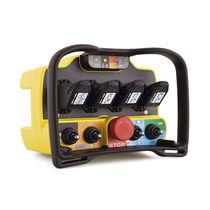 Télécommande radio / à joystick / de ceinture / pour grue hydraulique