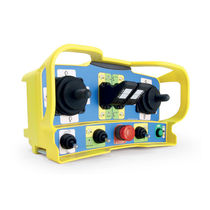 Télécommande radio / à joystick / multifonction / industrielle