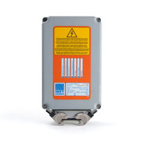 Récepteur radio / pour applications AC et DC