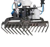 Pince de préhension pneumatique / pour robot de palettisation / haute vitesse