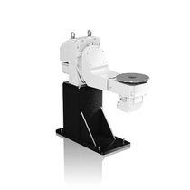 Positionneur électrique / rotatif / 2 axes / de pièce