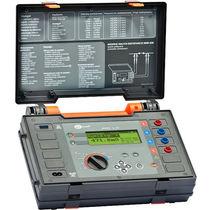 Microhmmètre / numérique / mobile / à faible résistance