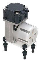 Pompe à vide à membrane / mono-étagée / sans huile
