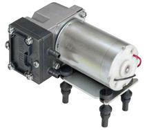 Pompe à vide à piston / sans huile / mono-étagée