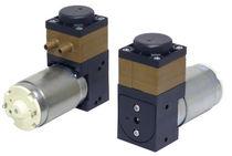 Pompe pour produits chimiques / électrique / auto-amorçante / à membrane