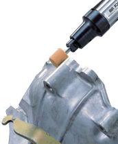 Meuleuse pneumatique / de précision / droite