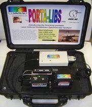 Spectromètre optique / compact / en temps réel / portable